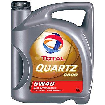 TOTAL Quartz 9000 Aceite de motor para automóvil 5W40 5 l