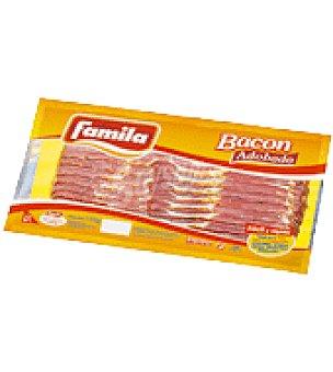 Familia Bacon adobado en lonchas 150 g