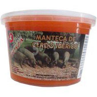 Embutidos Moreno Plaza Manteca de cerdo Tarrina 220 g