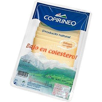 Copirineo Queso bajo en colesterol en lonchas Bandeja 200 g