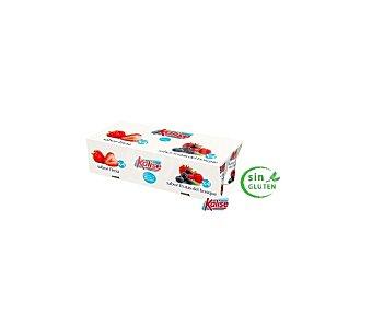 Kalise Yogur fresa- frutos del bosque 8 unidades de 125 g