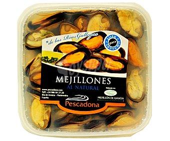 PESCADONA, S.A. Mejillones al natural pescadona 300 gramos