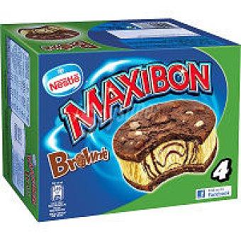 Nestlé Maxibon Brownie Caja 480 ml