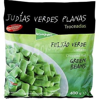 El Corte Inglés Judías verdes planas troceadas Bolsa 400 g