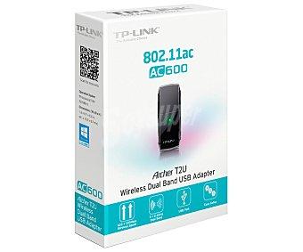 TP LINKS AC600 Adaptador inalámbrico USB de banda dual Velocidad inalámbrica ultra-rápida de 600