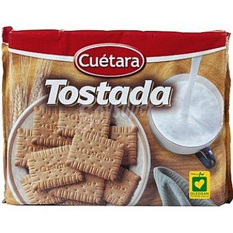 Cuétara Galletas de desayuno tostadas Estuche 800 g