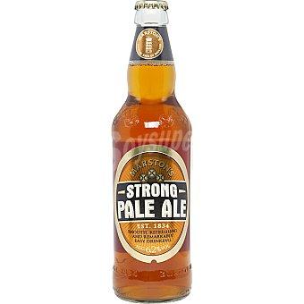 MARTON'S Strong Pale Ale cerveza rubia inglesa  botella 50 cl