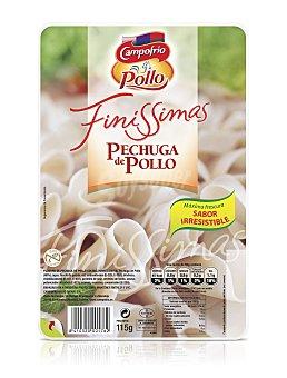 Finissimas Campofrío Pechuga de Pollo 115 g