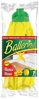 Ballerina Recambio de fregona Pack 1 unid