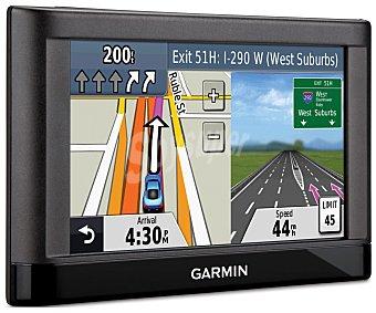 """GARMIN NUVI 42 IBERIA Gps Pantalla 4,3"""" con mapas de Iberia, conector USB y lector de tarjetas mircosd de hasta 64 GB"""