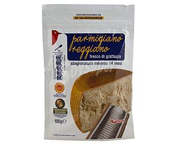 Auchan Queso rallado parmigiano 100 gr