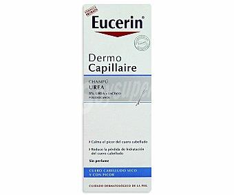 Eucerin Champu con 5% urea para cabello seco y con picor Frasco 200 ml