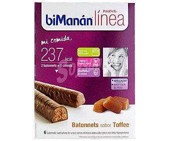 Bimanan Batonnets toffee 186 Gramos