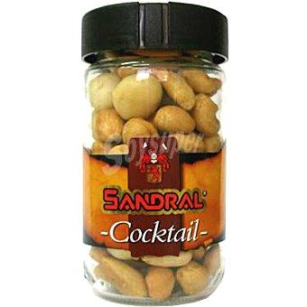 Sandral Cócteles de frutos secos salado Frasco 110 g