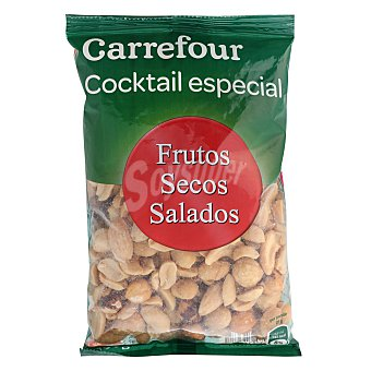 Carrefour Cocktail especial frutos secos salados 180 g