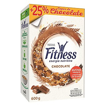 Fitness Nestlé Cereal con chocolate 600 g