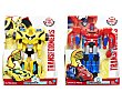 Figura transformable en 3 pasos, TRANSFORMERS.  Transformers