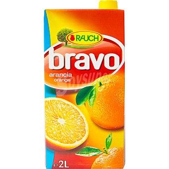 RAUCH Bravo Néctar de naranja Envase 2 l