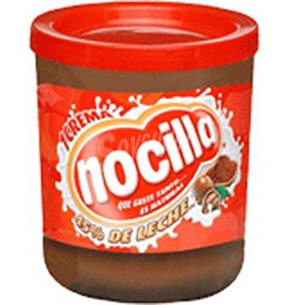 Nocilla Crema cacao 1 sabor Vaso 210 grs
