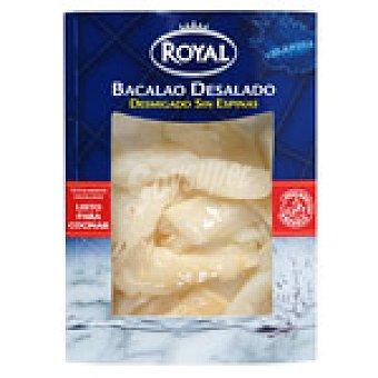 Pescados Royal Bacalao desmigado desalado 250g