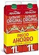 Gazpacho original Pack 2 u x 1 l Alvalle