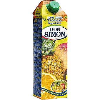 Don Simón Zumo de fruta tropical Envase 1 l