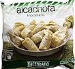 Alcachofa cortada congelada Paquete 450 g Hacendado