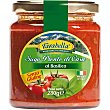 Salsa de tomate con albahaca y aceite de oliva virgen extra sin gluten Envase 280 g FARABELLA