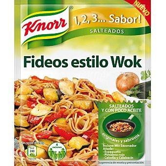 Knorr Sazonador fideos estilo Wok Sobre 28 g