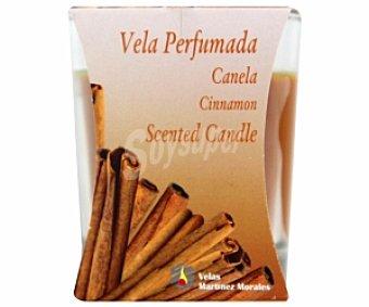 VELAS MARTÍNEZ Vela vaso, perfumada aroma Canela 1 Unidad