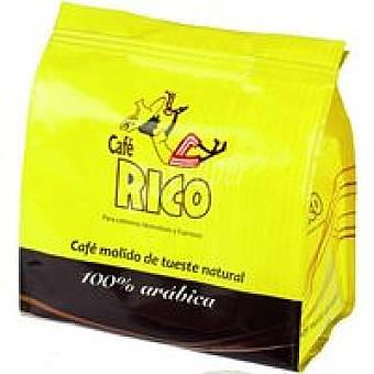 Caferico Café natural en monodosis Paquete 112 g