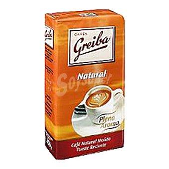Greiba Café molido natural Paquete 250 g