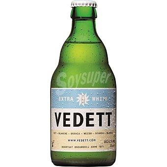 VEDETT Extra White cerveza rubia belga  botella 33 cl