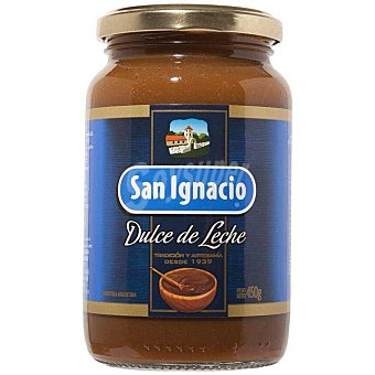 San Ignacio Dulce de leche Frasco 450 g