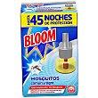 Insecticida eléctrico anti mosquitos recambio 1 ud Bloom