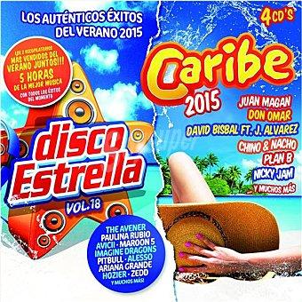 Disco Estrella Caribe 2015 + , Vol. 18 1 Unidad