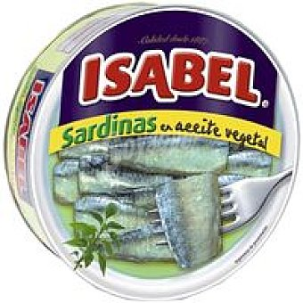 Isabel Sardina en aceite Lata 800 g