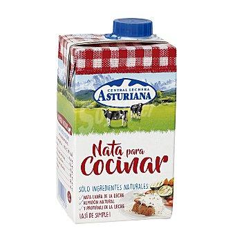 Central Lechera Asturiana Nata para cocinar Brik 500 ml