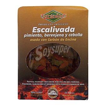 Variedad Escalibada de pimiento, berenjena y cebolla 300 g