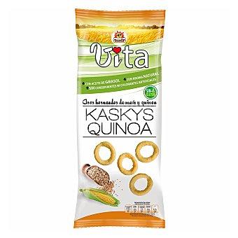 Tostfrit Aros de maíz y quinoa Tosfrit Vita sin gluten120 G