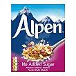 Muesli con fresas, arándanos y frambuesas sin azúcares añadidos Estuche 560 g Alpen