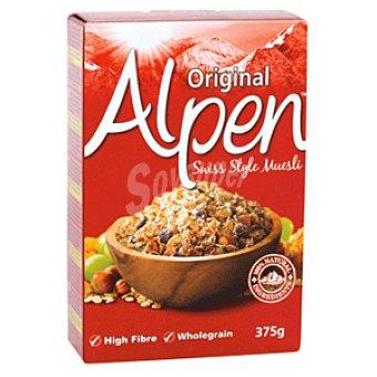 Alpen Cereales muesli paquete 375 gr Paquete 375 gr