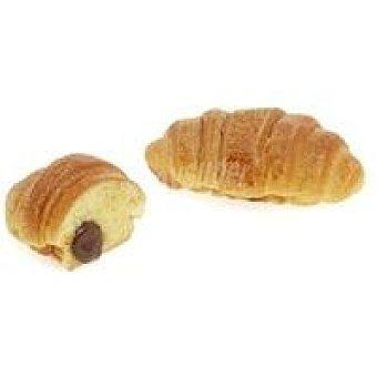 Croissant brioche relleno de cacao Bandeja 2 unid