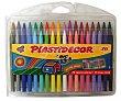 Caja de 36 extra-resistentes y que no manchan las manos, de diferentes colores BIC Kids Kids  Pinturas
