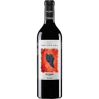 Viña Escarlata Vino d.o penedés tinto 75 cl