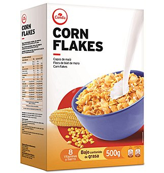 CORN FLAKES Cereales condis 500 GRS
