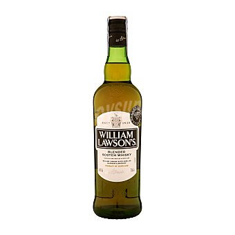 William Lawsons Whisky blended escocés Botella de 70 cl