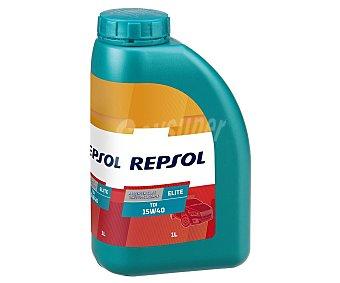 Repsol Aceite de motor elite turbo life , Repsol 1l