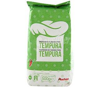 Auchan Preparado de harina para tempura 500 gramos