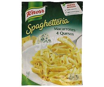 Knorr Macarrón (pasta alimenticia) con salsa de quesos 175 gramos